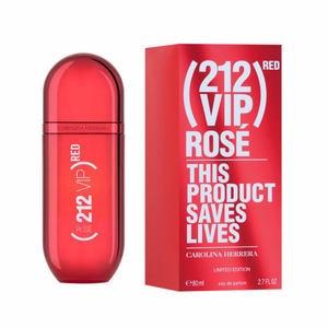 Perfume Carolina Herrera 212 VIP Rose Red EDP 80ml  alt