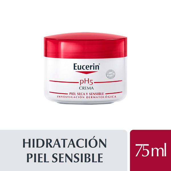 Eucerin Ph5 Crema 75ml Piel Sensible Rostro