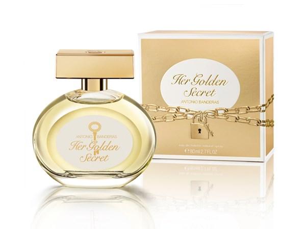 Her Golden Secret Edt  80 Ml Fe19