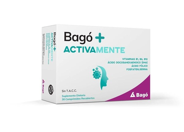 Bagó- Activamente x15 comprimidos