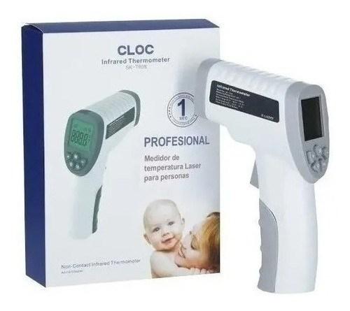 Termometro Infrarojo Cloc Sk-T008