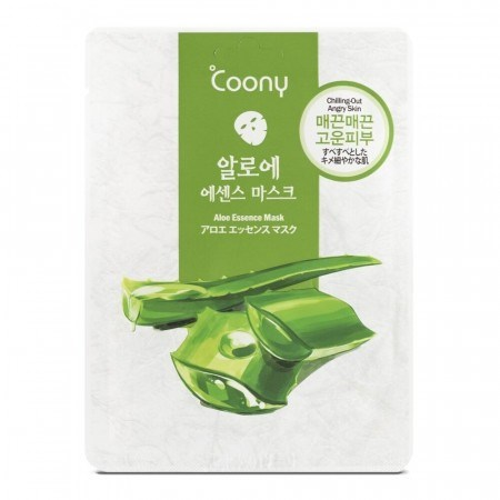 Coony Mascarilla Facial Aloe Essence