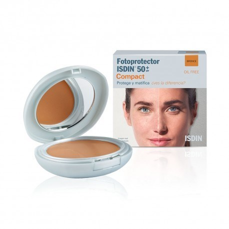 Isdin Compacto Bronce FPS50