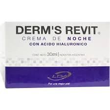 Derm's Revit Crema De Noche x30ml
