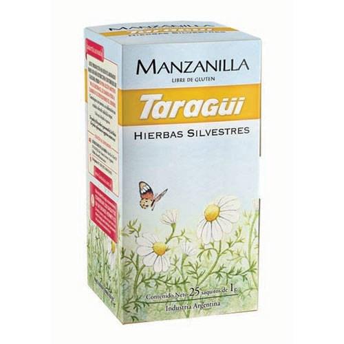 TE TARAGUI MANZANILLA x 25 U