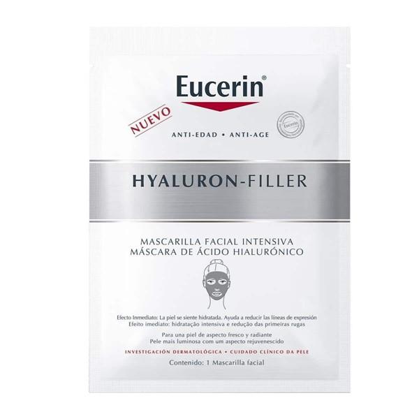 Eucerin Hyaluron Filler Mascarilla Facial Intensiva