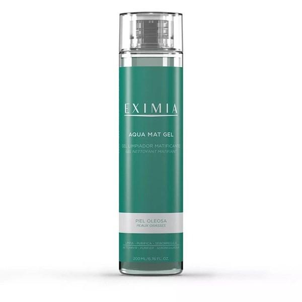 Eximia Aqua Mat Gel Facial x200ml Limpia, Purifica Y Seborregula #1