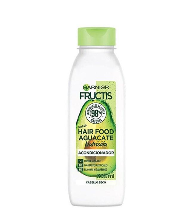 GARNIER - Fructis Hair Food Aguacate Acondicionador - 300ml
