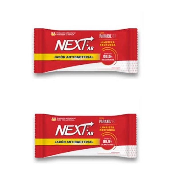 Next Jabón Antibacterial En Barra x90g x 2 Unidades