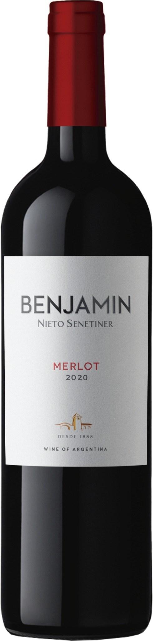 BENJAMIN MERLOT X 750 ML