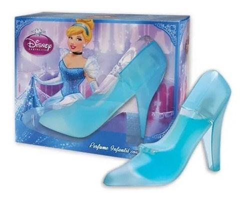 Disney Fragancia Infantil Zapato De Cenicienta x 20 ml