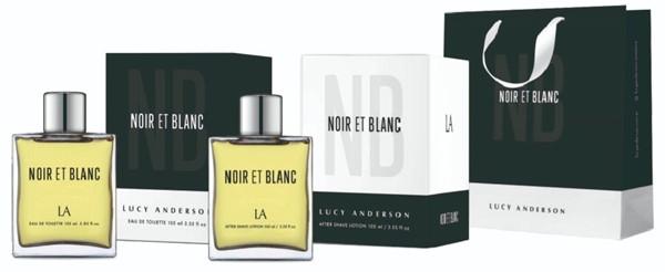 Noir Et Blanc EDT For Him by Lucy Anderson X 100 Ml + After Shave Lotion Noir Et Blanc X 105 Ml