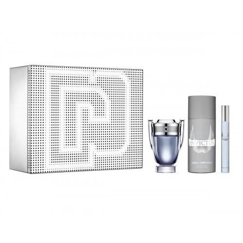 Perfume Paco Rabanne Invictus Cofre