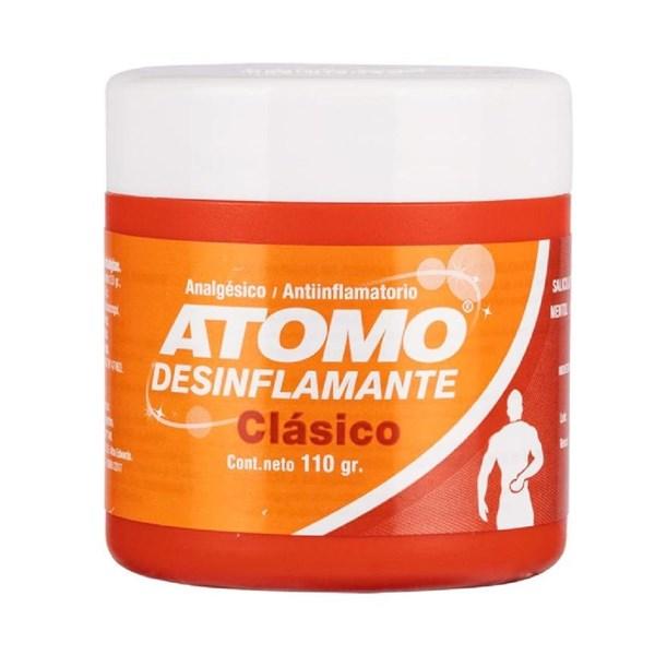 Atomo Desinflamante Clasico X 110 Gr