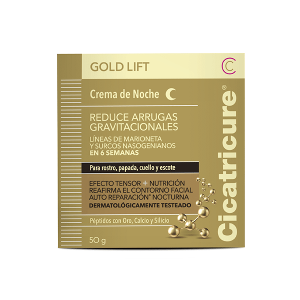 Cicatricure Crema Gold Lift Noche x50g