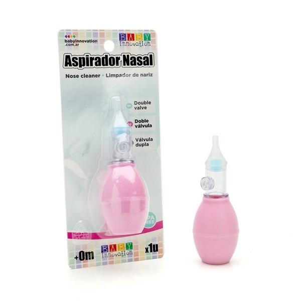 Baby Innovation Aspirador Nasal Con Doble Válvula