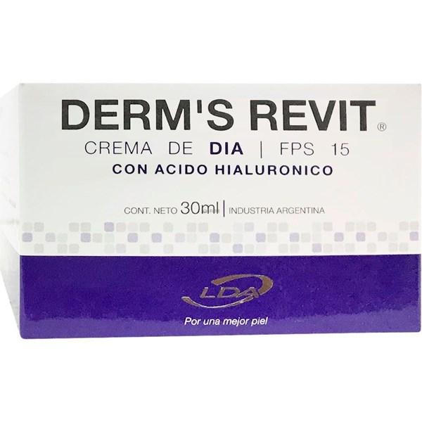 Derm's Revit Crema De Día FPS 15