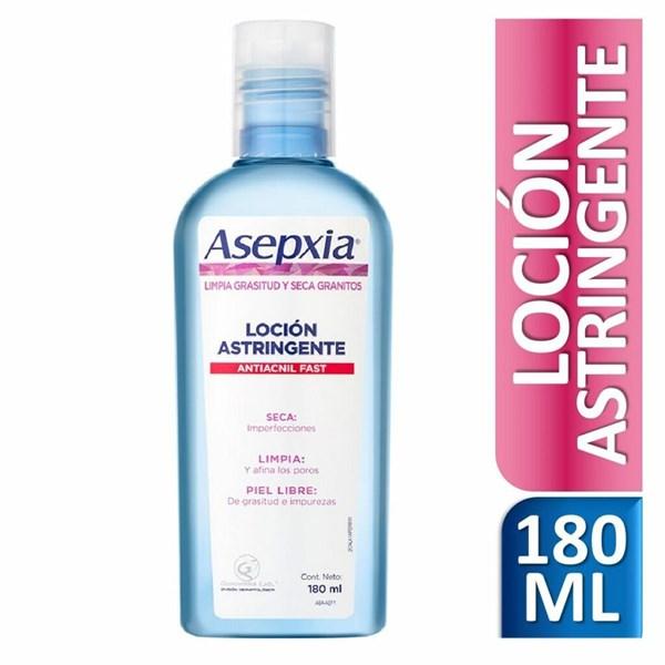 Asepxia Locion Astringente Actiacnil Fast x180ml #1