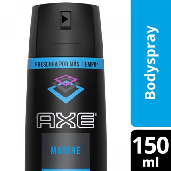 Desodorante Axe Marine Bs Aerosol X 96 Gr