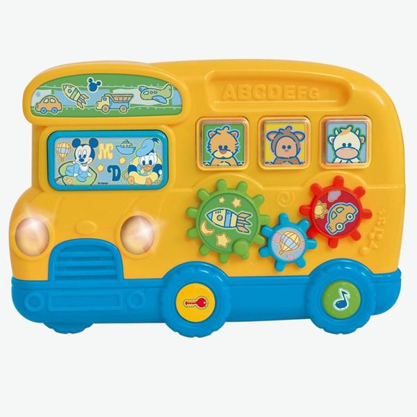 Autobus Musical Juguete Con Luz Y Sonido