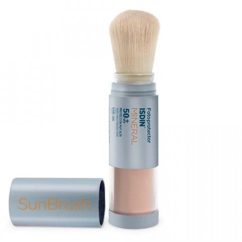 Isdin Polvo Fotoprotector Sun Brush Mineral 50+ X 4 Gr #1