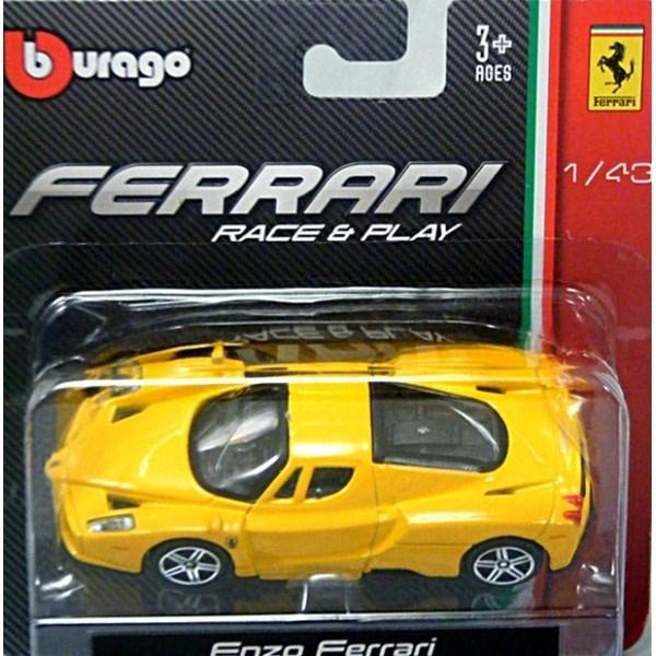 Autito Enzo Ferrari A Escala Coleccionable