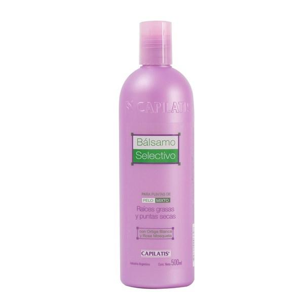 Capilatis Selectivo Shampoo Pelo Mixto x500ml