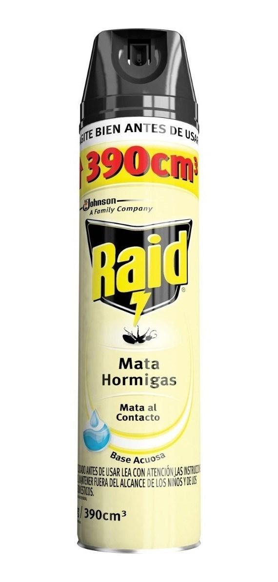 INSECT. RAID MATA HORMIGAS x 360 CC