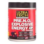 Pre work Explosive Energy Sabor Frutos Rojos 390g #1