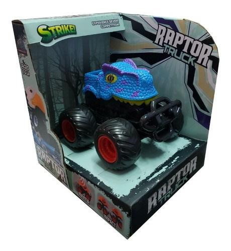 Camioneta Dinosaurio Monstruo