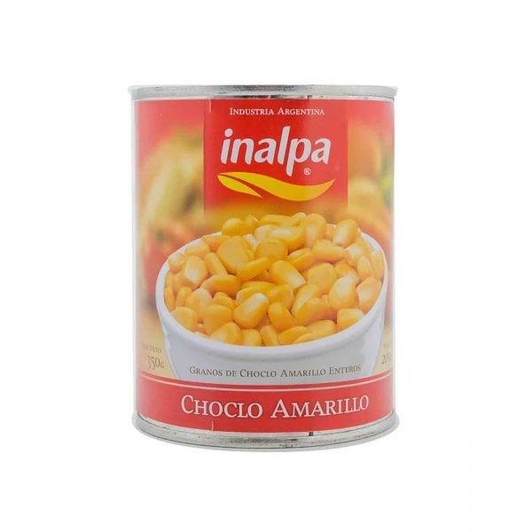 CHOCLO GRANO AMARILLO INALPA x 350 GRS