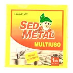 PANO MULTIUSO SED METAL x 1 U