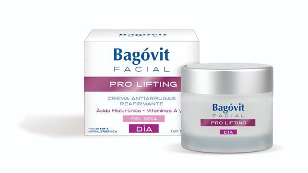 Bagovit Facial Pro Lifting Día Crema Piel Seca X 55 Gr