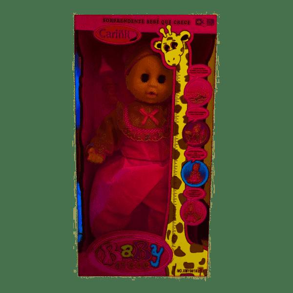 Muñeca Baby Crece Cariñito