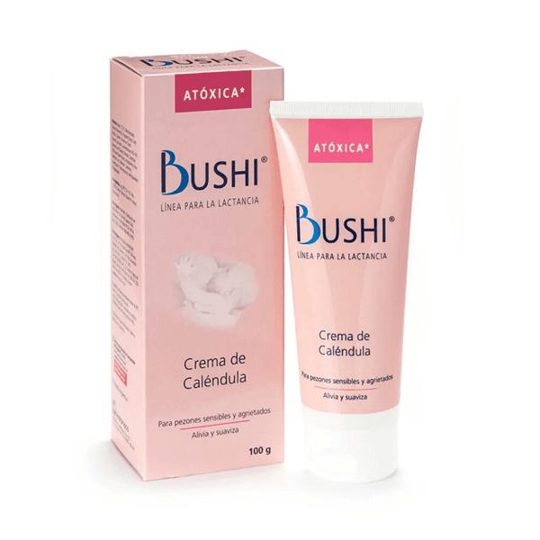 Bushi Crema de Caléndula Pomo x100g