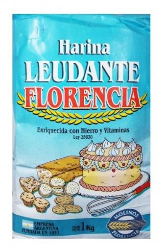 HARINA LEUDANTE FLORENCIA  x 1 KG