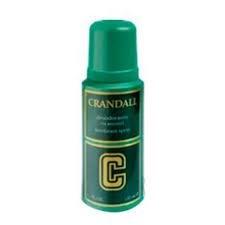 Crandall Deo Spray x150ml