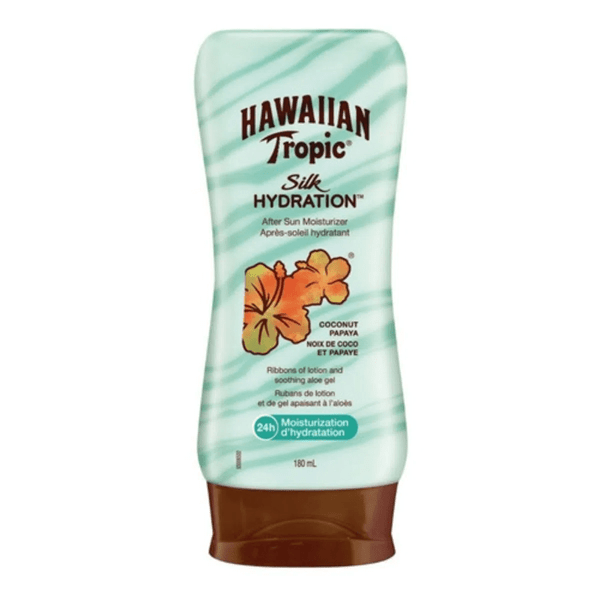 Hawaiian Tropic Loción Refrescante Coco Papaya X 180 Ml