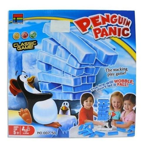 Penguin Panic Juego