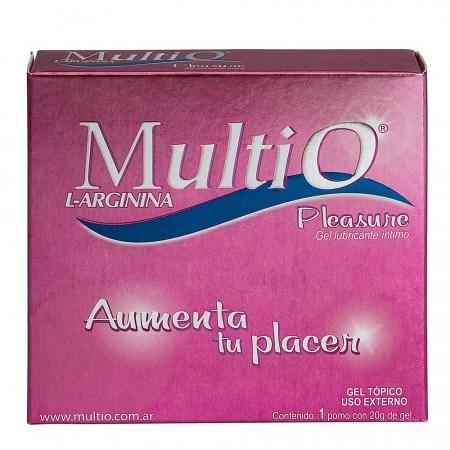 Multi O Gel Lubricante Intimo 20 gramos PROMO 2X1