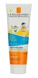 Leche Corporal Anthelios 50+ Dermopediatrics Pomo 250 ml #1