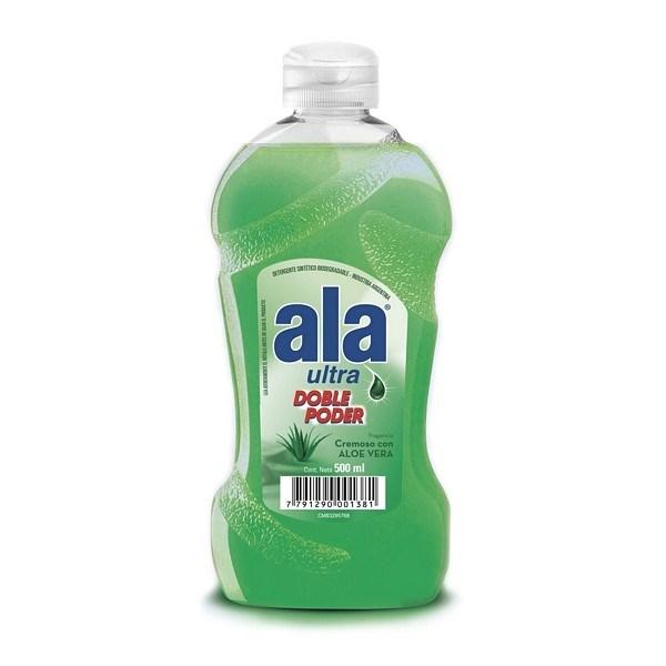 DET ALA ULTRA C/ALOE x 300 CC