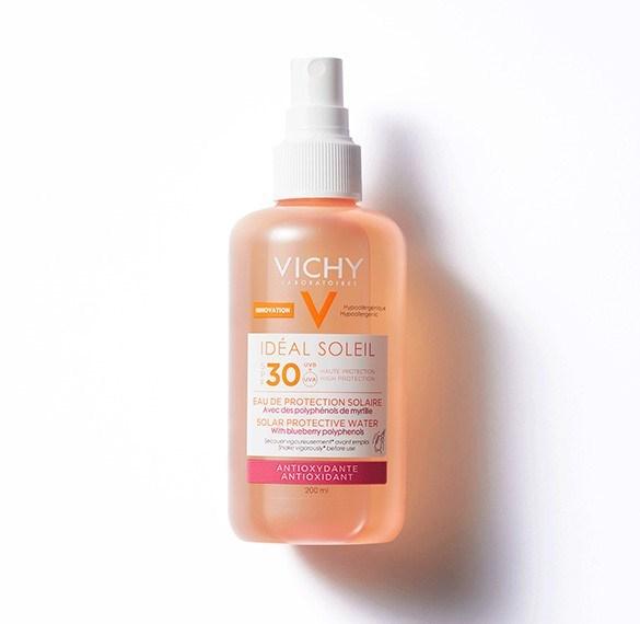Vichy Ideal soleil Anti Oxidante 30 spf x 200 ml #SALE