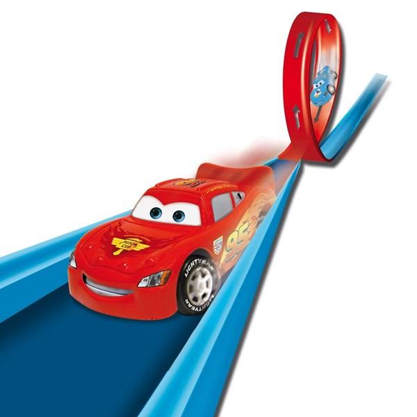 Lanzador Cars Racing Set Juguete Ditoys  alt