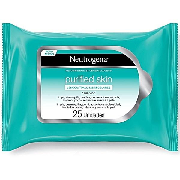 Toallitas desmaquillantes Purifield Skin x 25 un - 50%off 2da Unidad