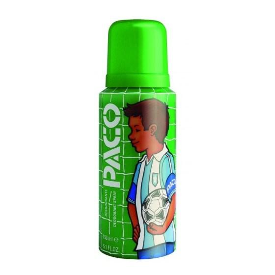 Paco Futbol Deo Spray X150ml