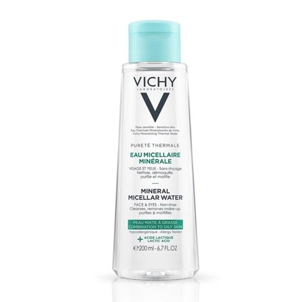 Vichy Purete Thermale Piel Oleosa Y Mixta X 200