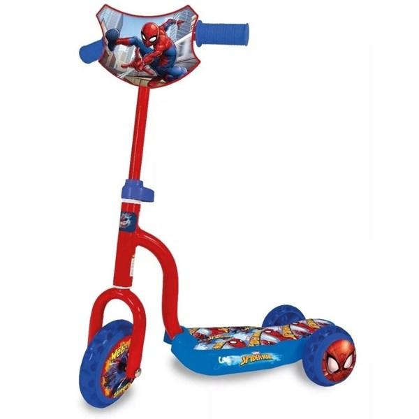 Monopatin Spiderman Unibike