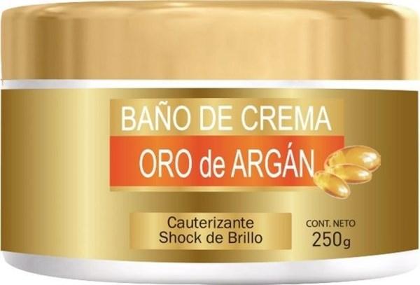 Claridge Baño De Crema Oro De Argán 250gr