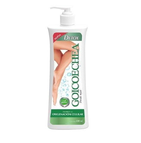 Goicoechea Crema Detox x400ml